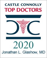 Castle connolly top doctors 2020 badge
